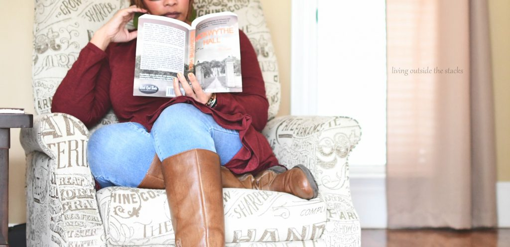 Book Review Wickwythe Hall {living outside the stacks}
