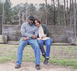 Anthony and Daenel 23 Years {living outside the stacks}