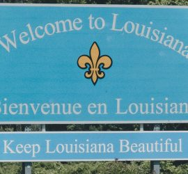 Welcome to Louisiana {living outside the stacks}