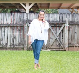 The Rosalie - Audi - Ethyl Clothing Review {living outside the stacks}