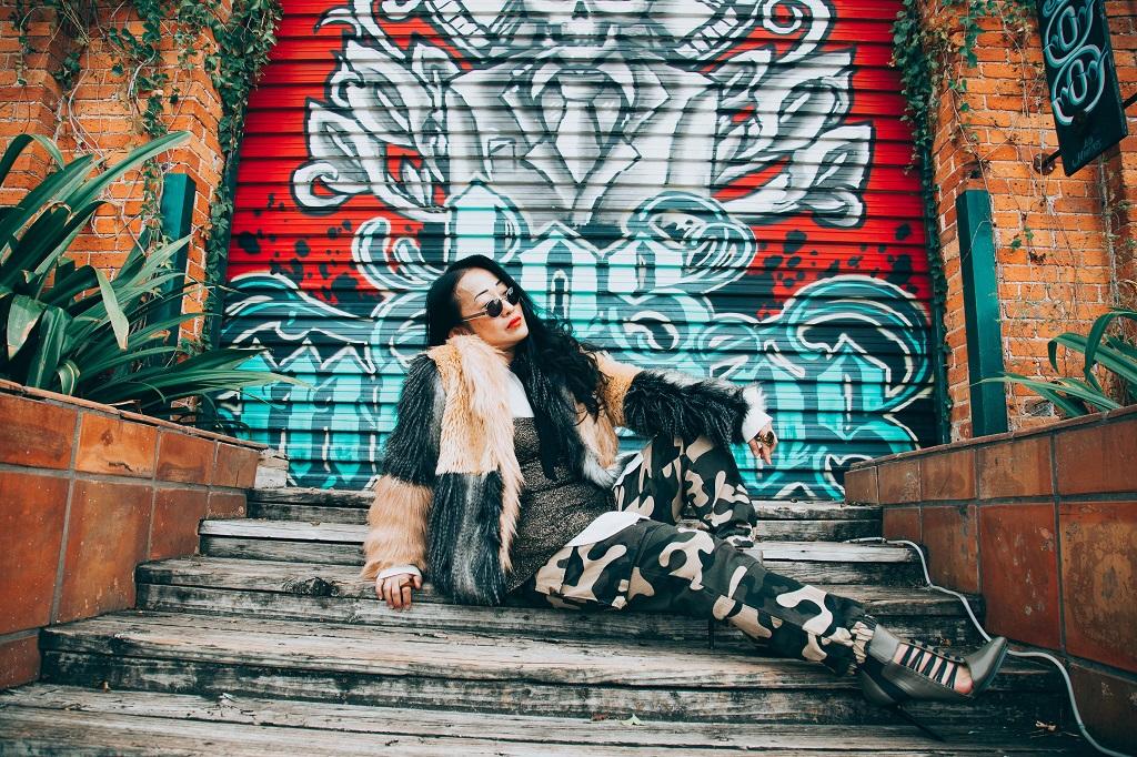 Festive Outerwear {Sheela Writes} Ageless Style Linkup