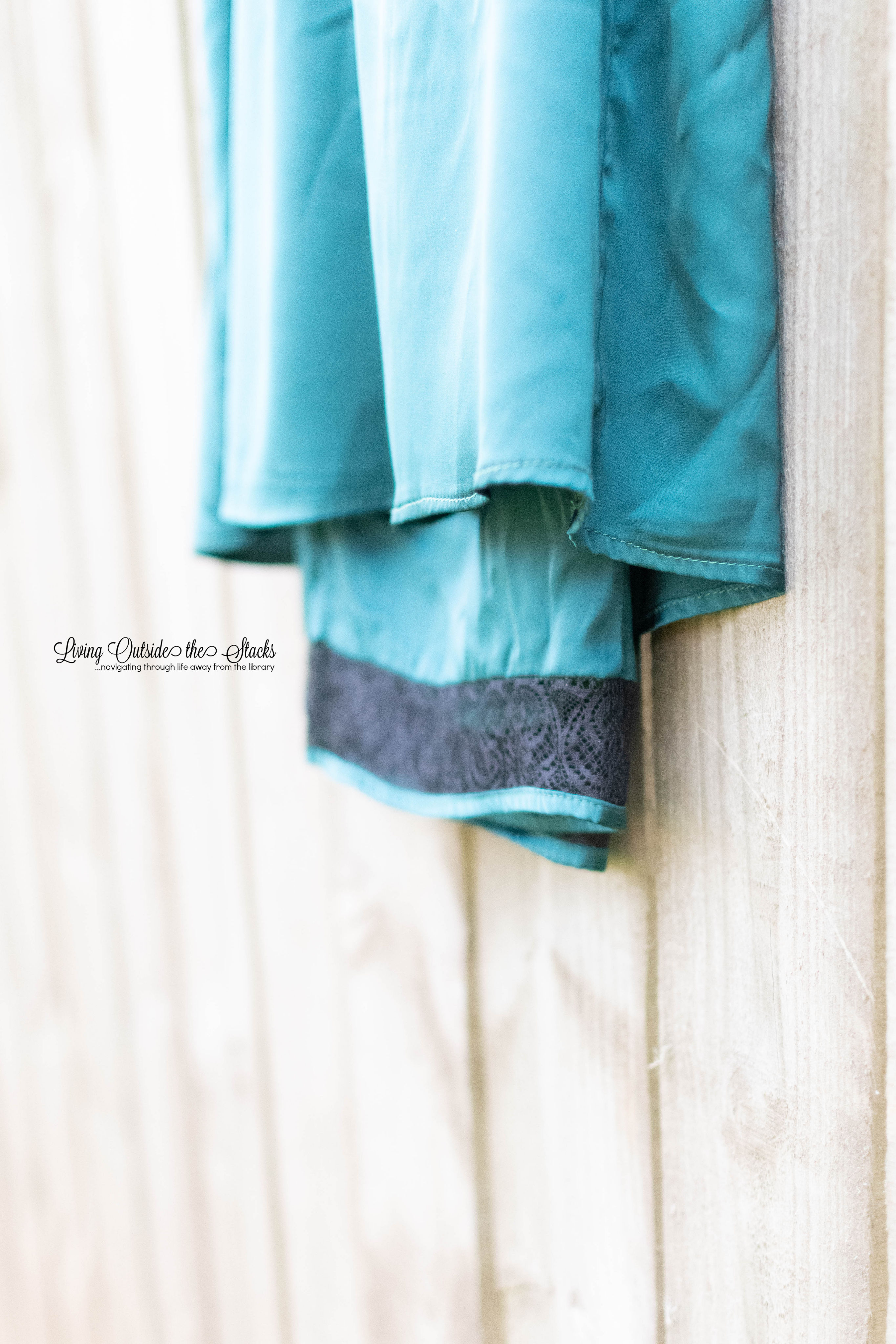 Identity Lingerie Product Review {living outside the stacks}