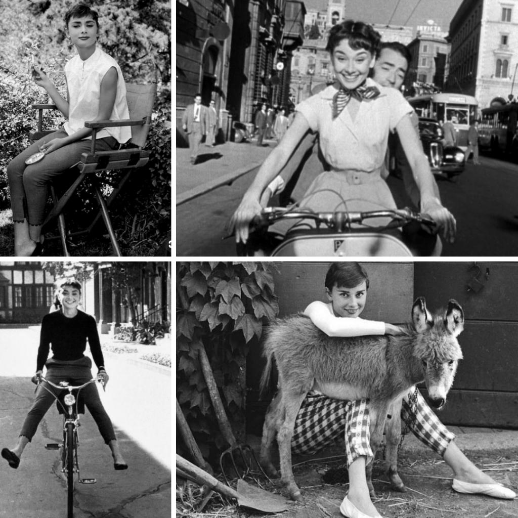 Suzy {pixie chick in portugal} Audrey Hepburn