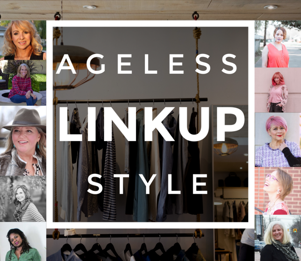 Ageless Style Linkup {follow @DaenelT on Instagram} #LivingOutsideTheStacks #AgelessStyleBlogger