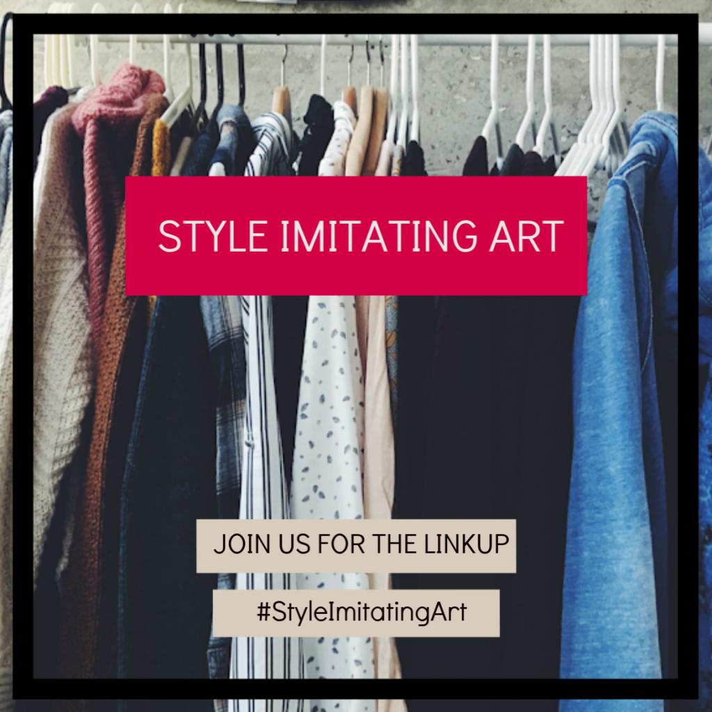 Style Imitating Art - Join Us #StyleImitatingArt