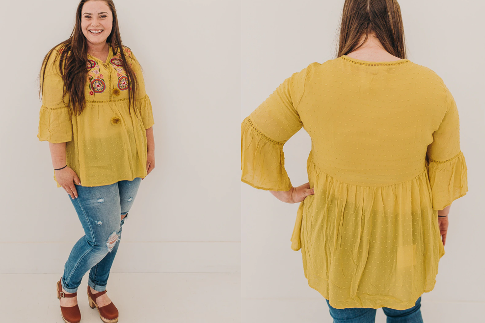 Aamira Top {Olive Ave} Affiliate Link