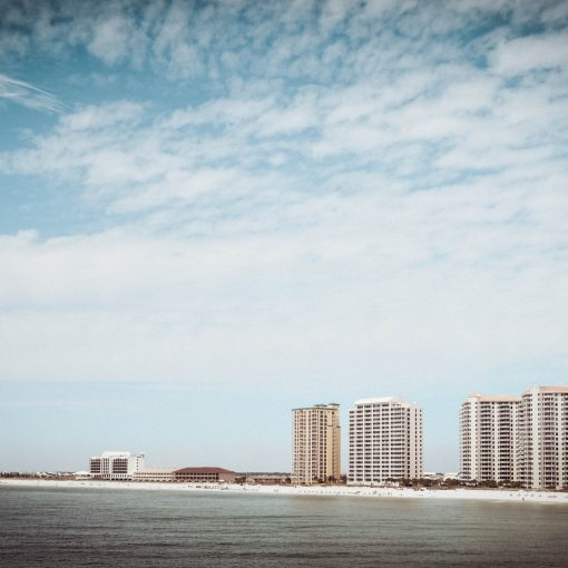Navarre Beach Florida {living outside the stacks}