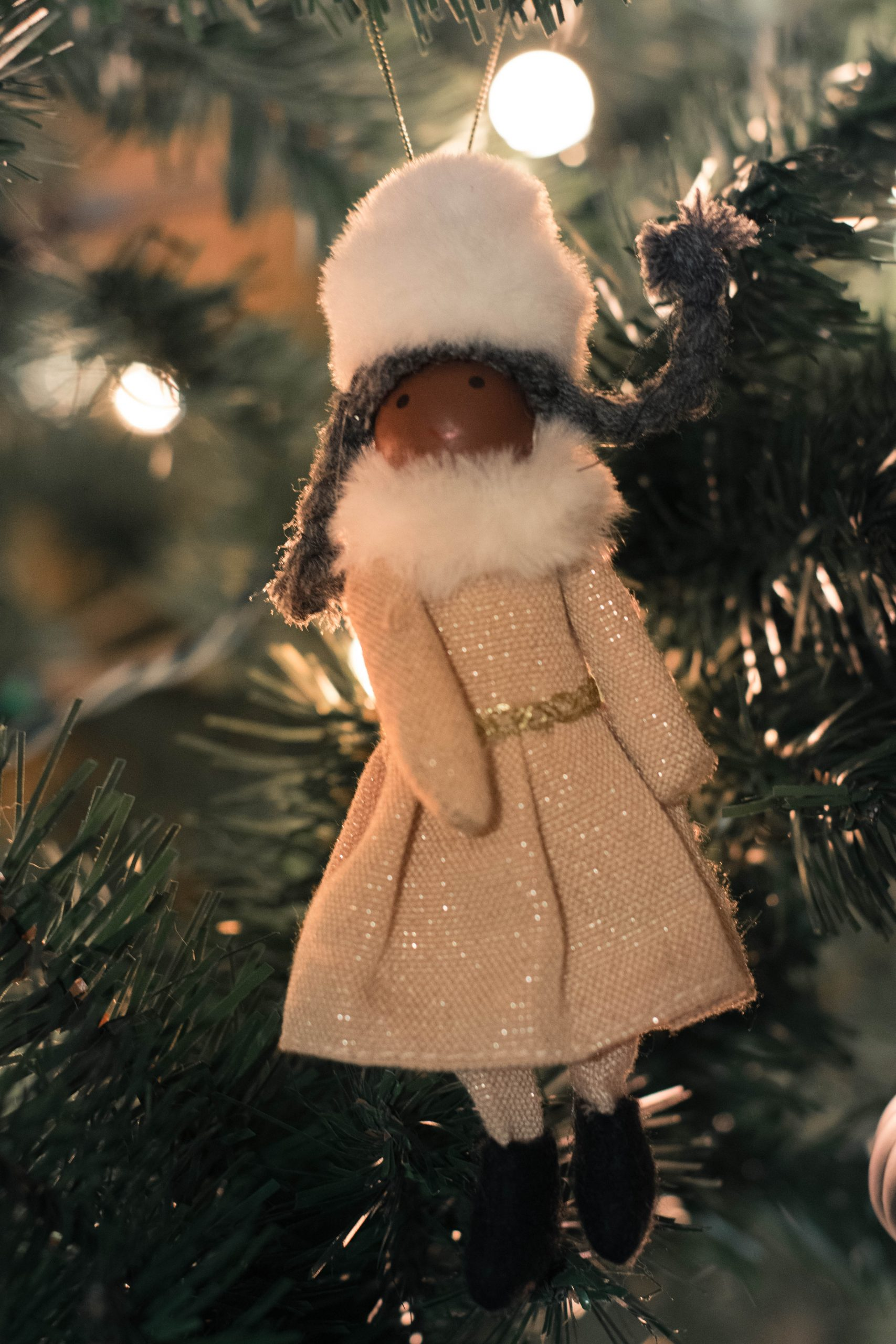 Little Girl Ornament