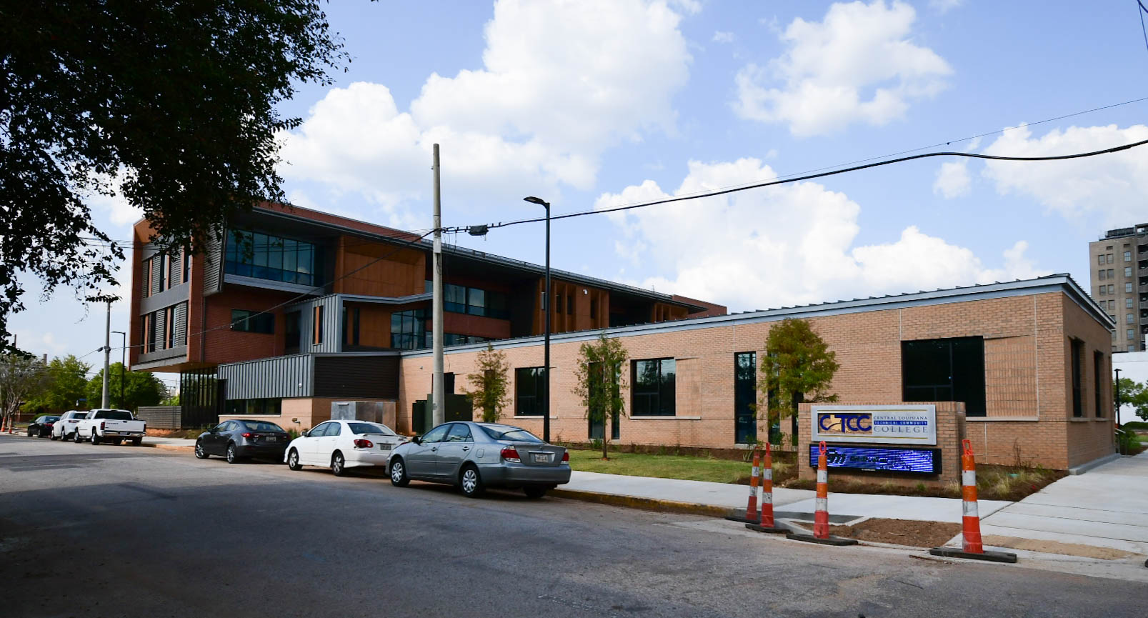 Administration Building Nursing Wing
