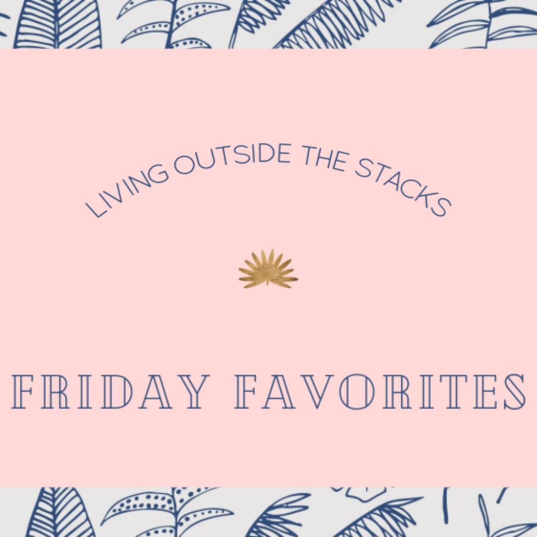 Friday Favorites {Instagram}