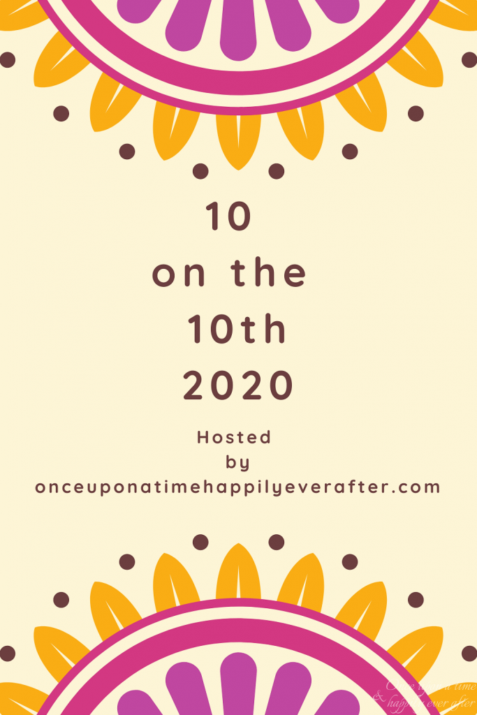 10 on the 10th hosted by once upon a time happily ever after