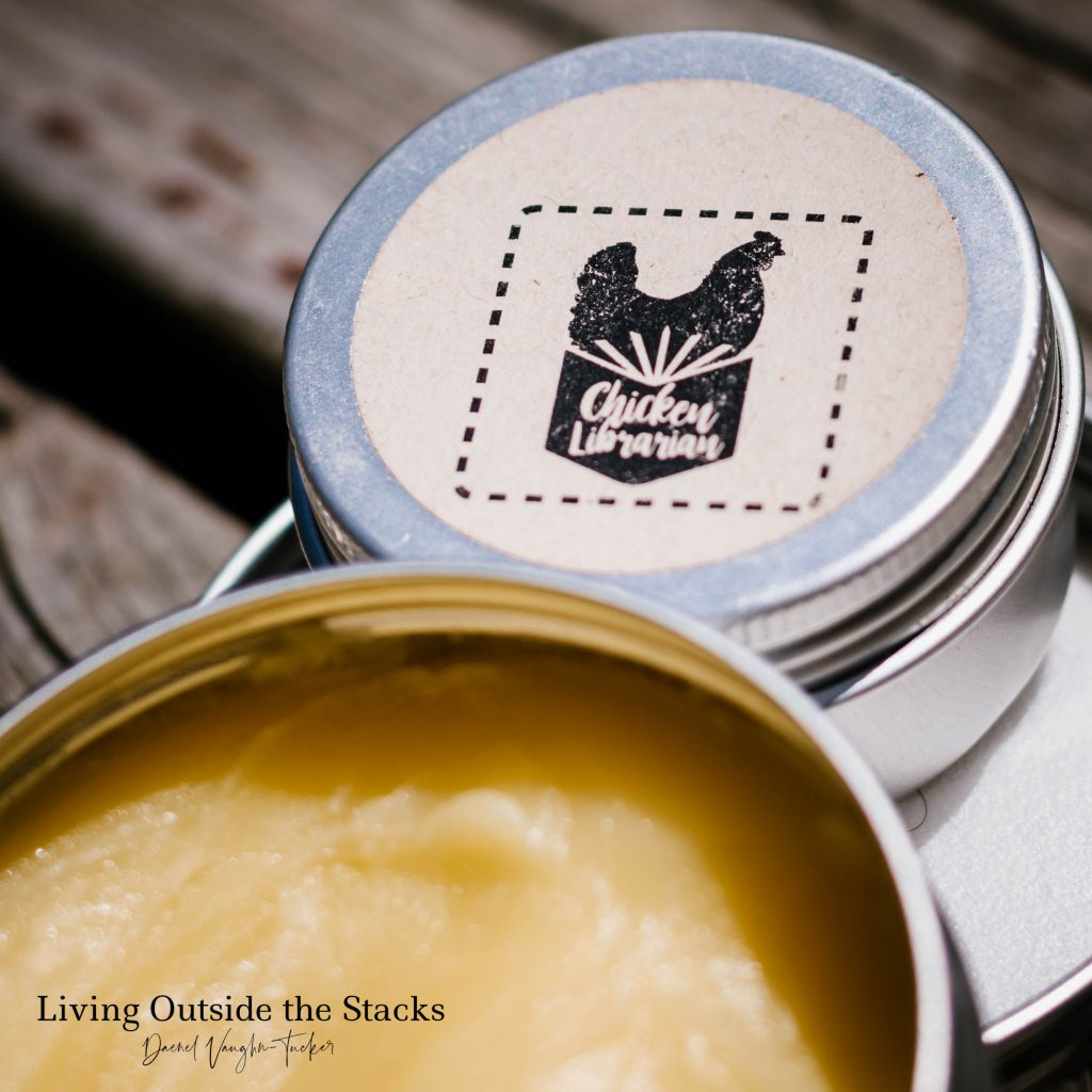 Chicken Librarian Review {living outside the stacks}