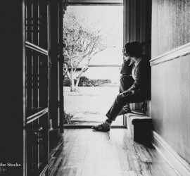 Daenel T {living outside the stacks} 4_30 #OnMyFrontPorch