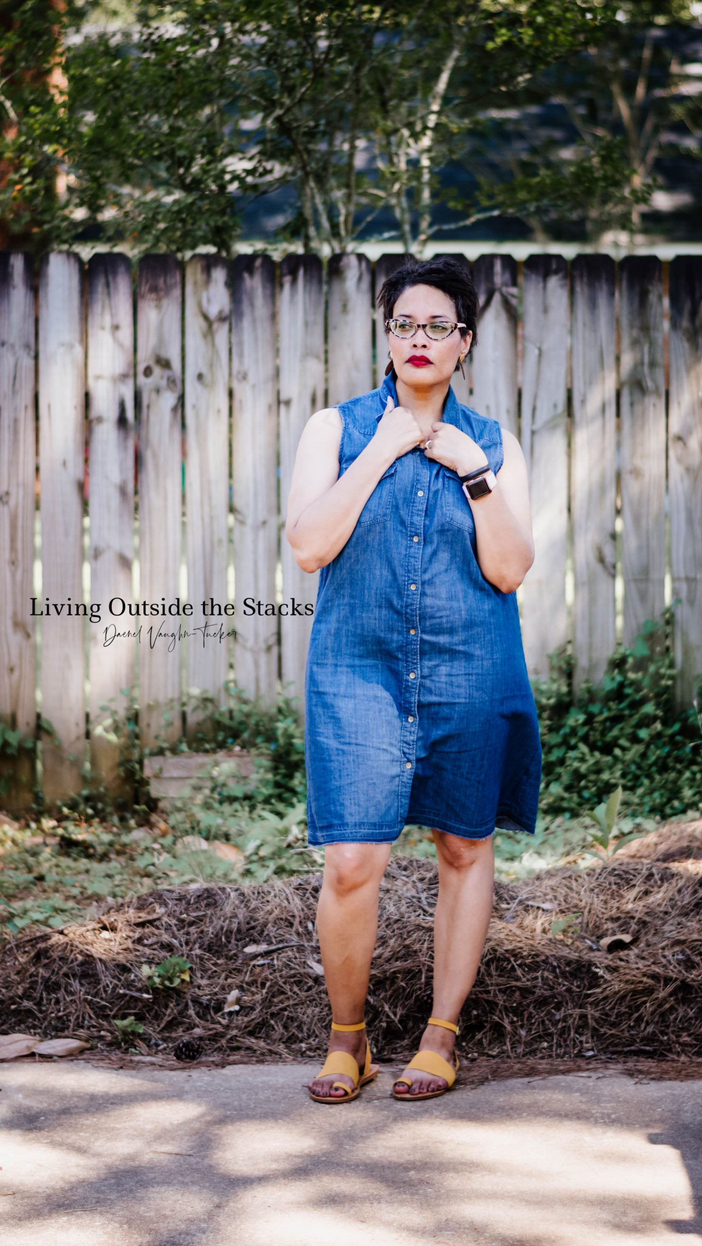 Daenel T {living outside the stacks}
