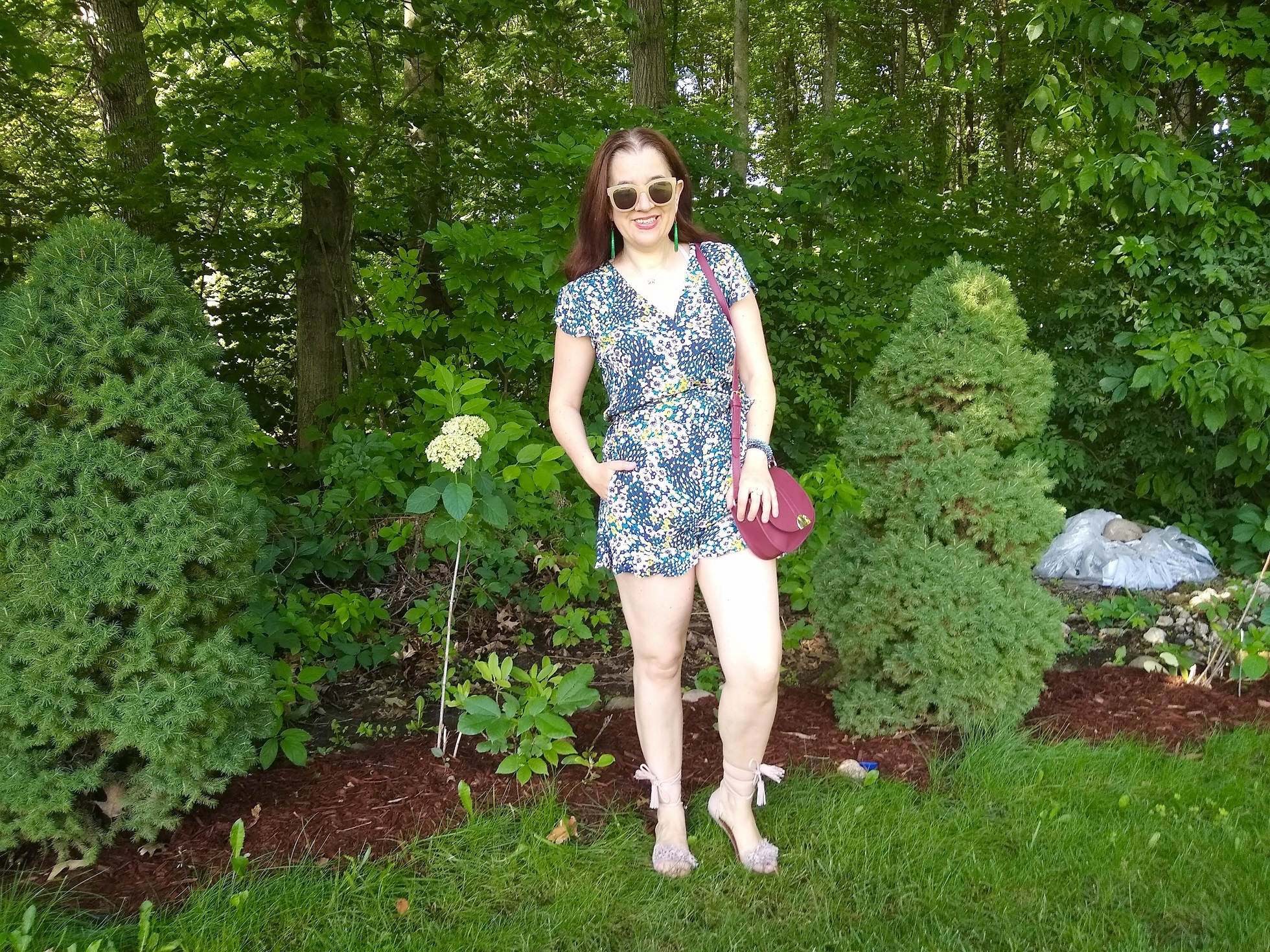 Inspired by Earth {elegance and mommyhood} Ada