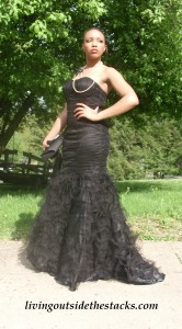 Miss 17 Going to the Prom