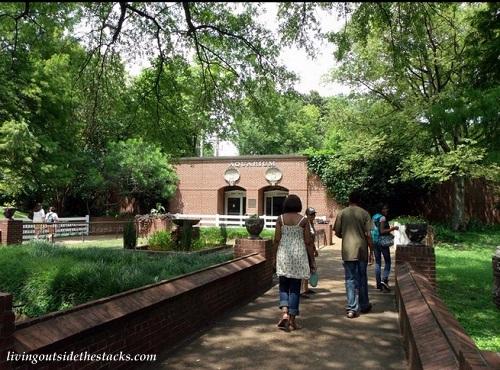 The Memphis Zoo and Aquarium