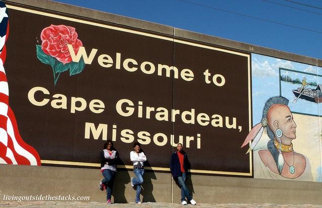 Welcome to Cape Girardeau, Missouri