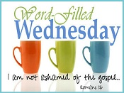 Word Filled Wednesday