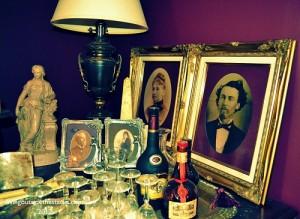 Oliver House Family Photographs