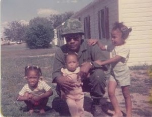 Dad and His Daughters