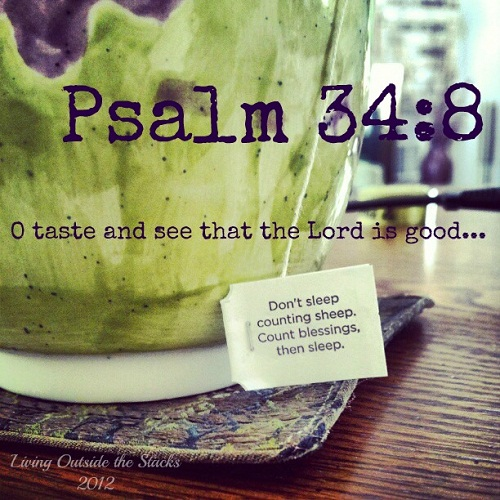 Count Your Blessings {Word Filled Wednesday}