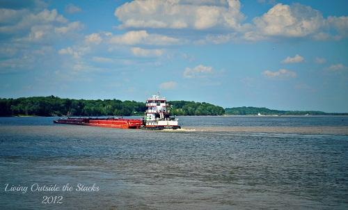 Mississippi River {This or That Thursday}