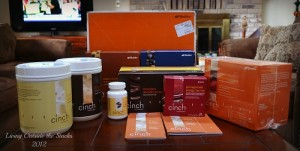 Cinch® Inch Loss Plan Transformation Kit