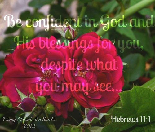 Faith Hebrews 11 and 1