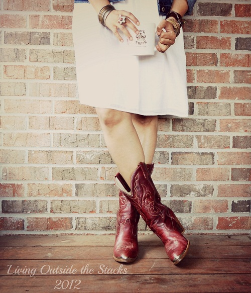 Cowboy Boots {Shoe Style Saturday}