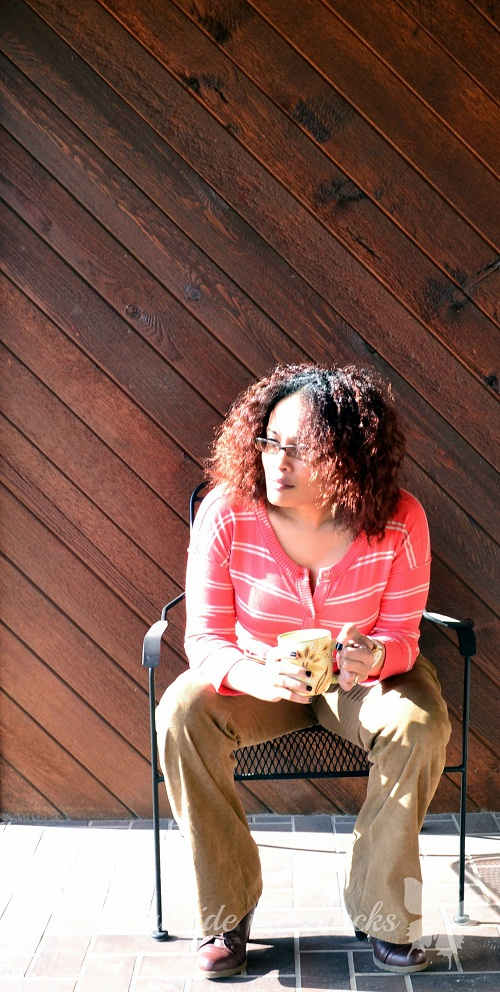 How Do I Celebrate My 40s {Living Outside the Stacks}