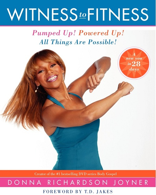 Witness to Fitness by Donna Richardson Joyner Book Review {Living Outside the Stacks}