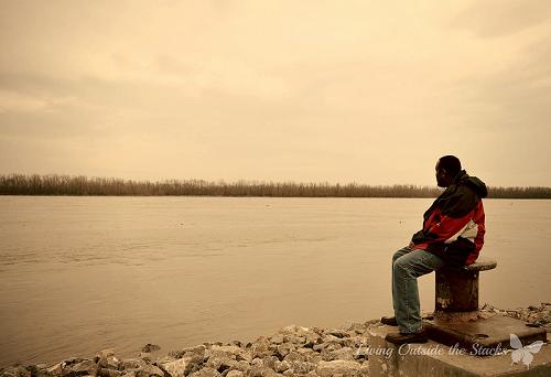 The Mississippi River {Living Outside the Stacks}