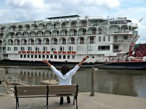 American Queen {Living Outside the Stacks}