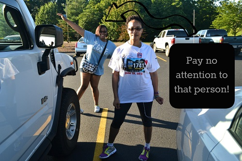 Run for God 5K {Living Outside the Stacks}