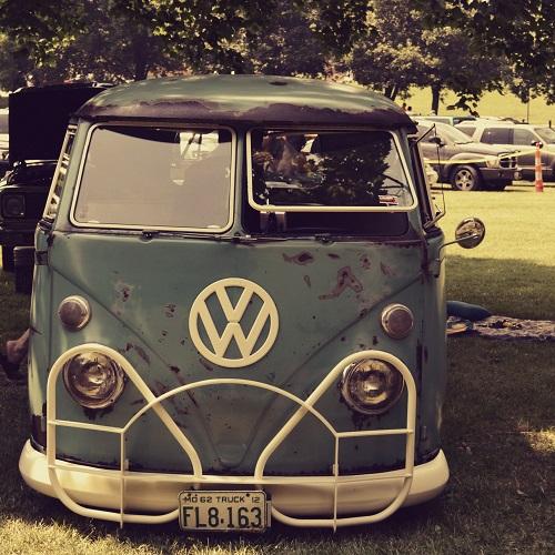Volkswagen {Living Outside the Stacks}