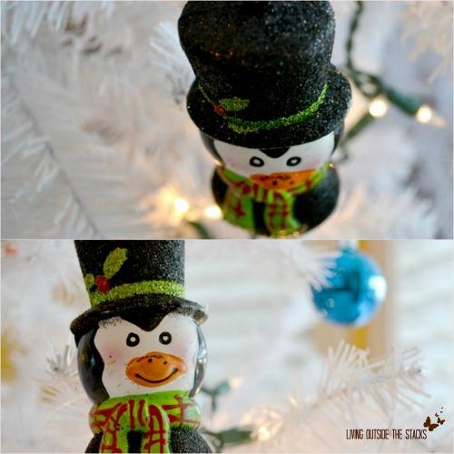 Christmas Decor 2013 {Living Outside the Stacks}
