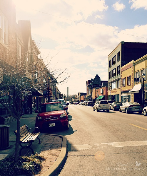 Cape Girardeau - Urban {Living Outside the Stacks} #visitcape