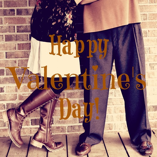 Valentines Day {Living Outside the Stacks}