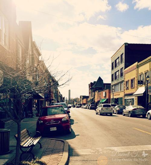 Cape Girardeau {Living Outside the Stacks}