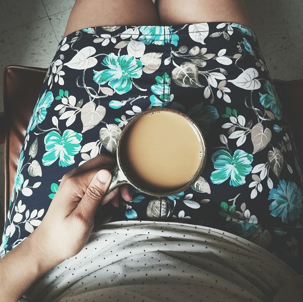 Coffee {Living Outside the Stacks}