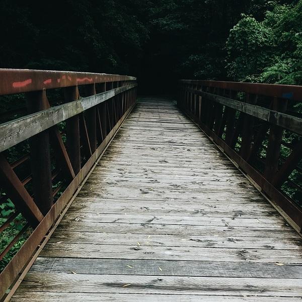 Path Not Taken {Living Outside the Stacks}