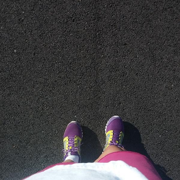 Run for God {Living Outside the Stacks}
