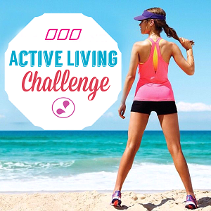 #ActiveLivingChallenge with #LornaJane and #FitApproach