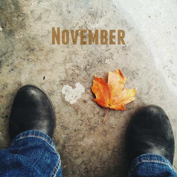My Week Via Instagram {Living Outside the Stacks}