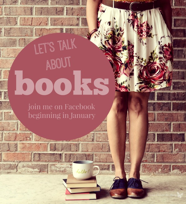 Living Outside the Stacks Book Club #TeamLOTSReads