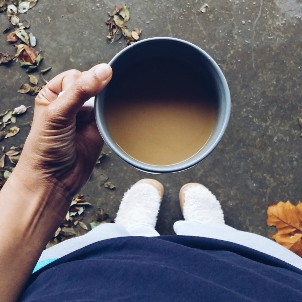 Join Me for a Cup of Coffee {Living Outside the Stacks}