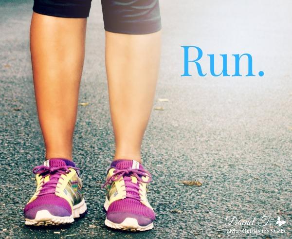 Run 1000 Mile Challenge {Living Outside the Stacks} #TeamLOTSRuns