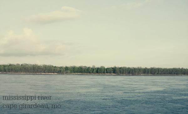 Mississippi River {Living Outside the Stacks}