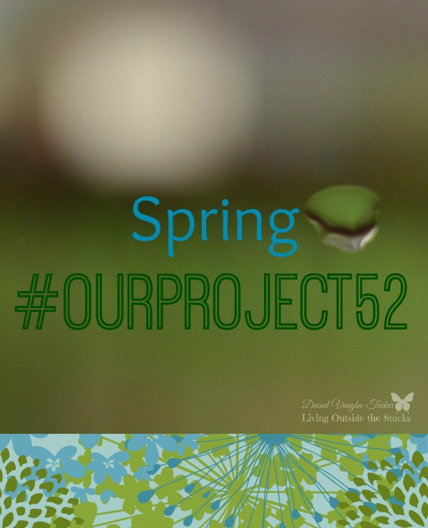 Spring {Living Outside the Stacks} #OurProject52